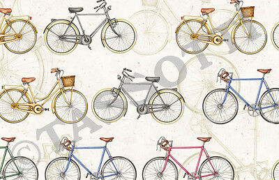 Tassotti Bicycle Wrapping Paper
