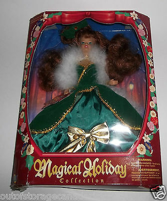 Jakks Pacific Magical Holiday Collection Doll Special Limited Edition