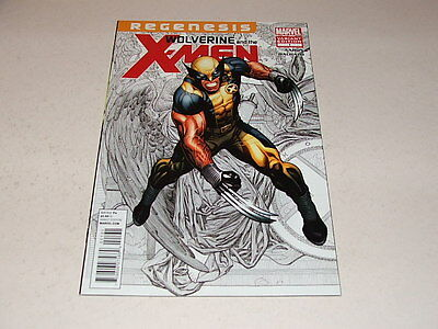 Wolverine And The X-Men 1 FRANK CHO 1:25  VARIANT (Marvel Comics) Dec 2011