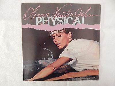 "Olivia Newton-John ""Physical"" PICTURE SLEEVE! MINT! PERFECT! ONLY NEW COPY eBAY!"