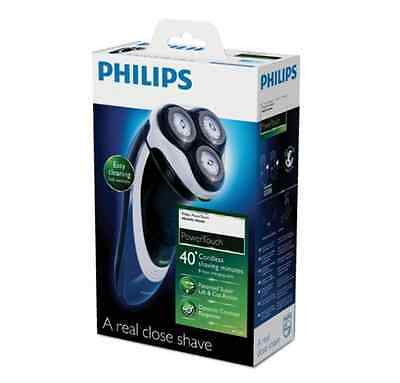 Mens Electric Shaver Philips Rechargeable Men Razor Shave Beard Dry Wet Cordless