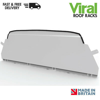 Ford Fiesta Van 2009-On Van Guard Solid Steel Bulkhead VG278S
