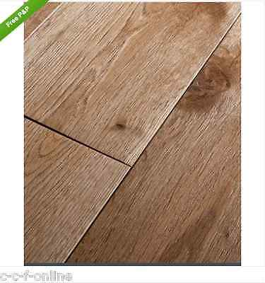 Engineered Oak Brushed and Oiled Flooring Wood Wooden Floor 127x14(3)mm
