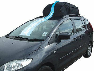 Car Van Roof Travel Touring Cargo Bag Roof Box Water Resistant 458 Litre