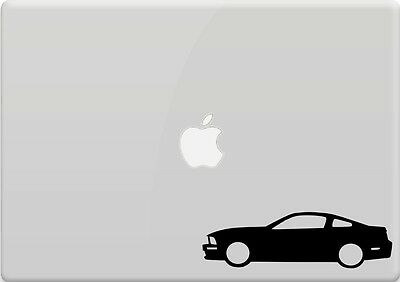 Ford Mustang 2005-2014 S-197 Outline Car Sticker Vinyl Decal Race iPad Shelby GT