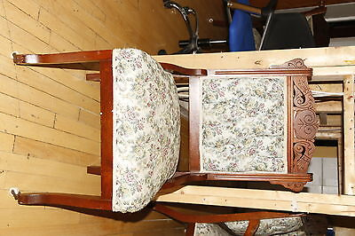 Antique Victorian Chair Furniture