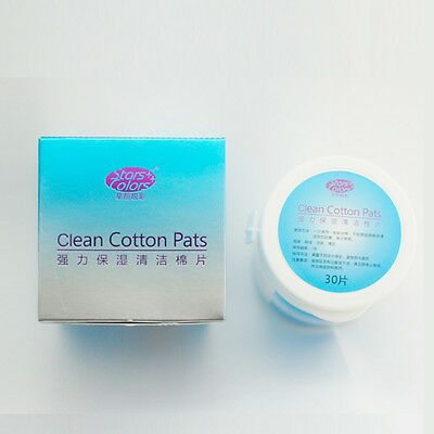 Eyelash Extensions Strong Clean Eye Makeup Remover Cleanser Protein Remover Pads