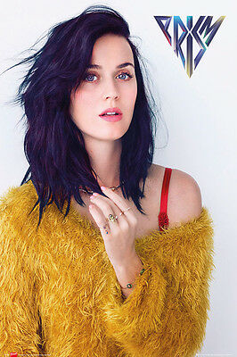 A3 SIZE - KATY PERRY - Singer songwriter actress Celebrity POSTER PRINT ART