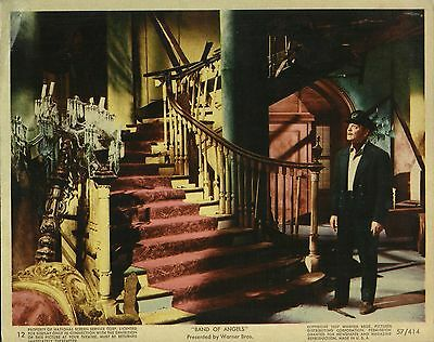 "CLARK GABLE in ""Band of Angels"" Original Vintage Photograph 1957"
