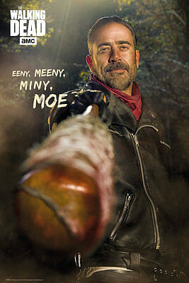FP4298 THE WALKING DEAD Negan    Maxi Poster  size 61 X 91.5 cm