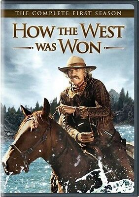 How the West Was Won: The Complete First Season [2 Discs] (2013, DVD (REGIONE 1)