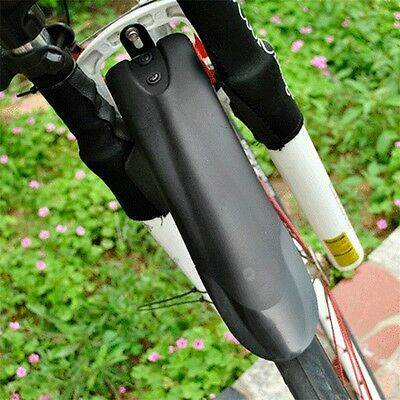 Bicycle Bike Cycling MTB Mountain Front / Rear Mud Guards Mudguard Fenders AU