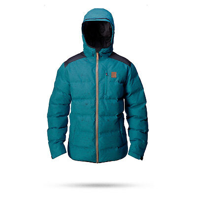 Mystic Discover 2.0 Winter Coat / Jacket - Blue Melee