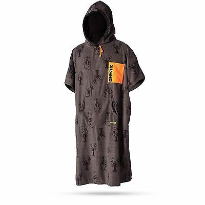 Mystic Poncho / Fleece / Changing Robe 2016 - Lobster