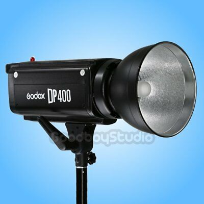 Godox Pro DP400 400W 400Ws Professional Studio Lighting Strobe Flash Light Head