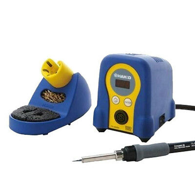 Hakko FX-888D Digital Soldering Station PLUS FREE EXTRA TIP - 2MM CHISEL