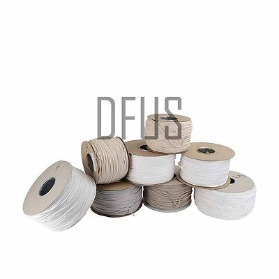 50 metres 6mm paper piping cord. Upholstery supplies, cushion piping etc