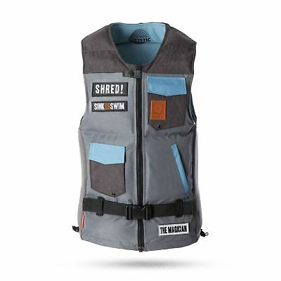 Mystic THE MAGICIAN Wakeboard Impact Vest