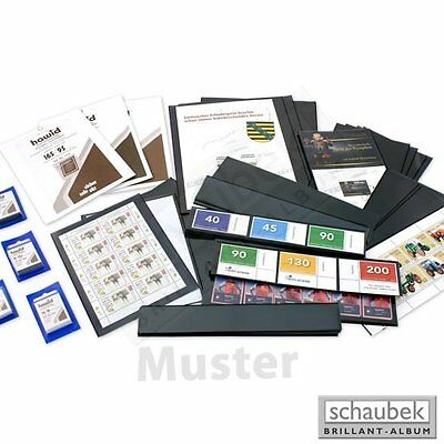 Stamps Protect Mount. Schaufix-Mount , 32mm x 53mm black. pack of 50 pieces.