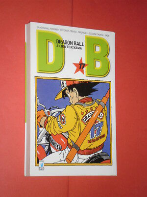 Dragon Ball- Evergreen Edition- N°17- Di:akira Toriyama- Manga Star Comics-Nuovo