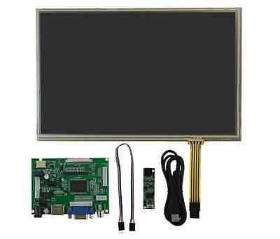 "HDMI+VGA+Video Driver Board w/ TFT LCD Display 10.1"" inch for Raspberry Pi"