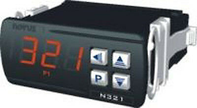 Novus N321 Electronic Temperature Indicator (Heating/Cooling)