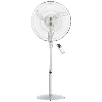 Heller Retro 50cm Pedestal Fan with Remote control and Timer