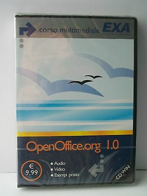 OpenOffice.org 1.0 [software, nuovo]