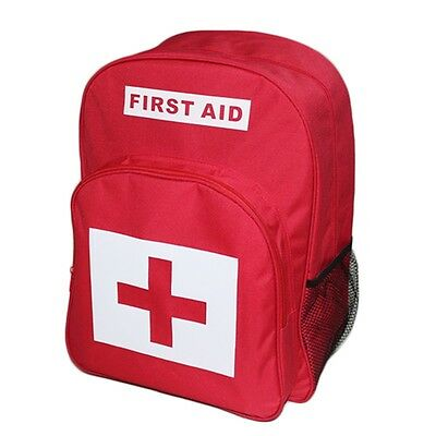 Sports Outdoors Camping Home Medical Emergency Survival First Aid Kit Bag AU