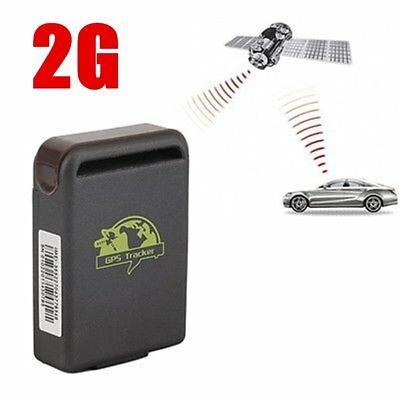 Mini Car Vehicle Tracker GPS Real time GPS/SMS/GPRS Tracking Device TK102-2 AU