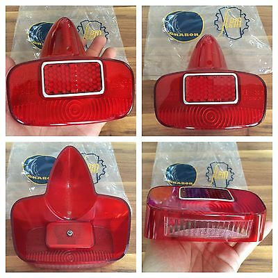 Red Rear Light Lens Vespa Stoplamp Vespa Original Siem Vna Vnb Vba Vbb Gs Etc