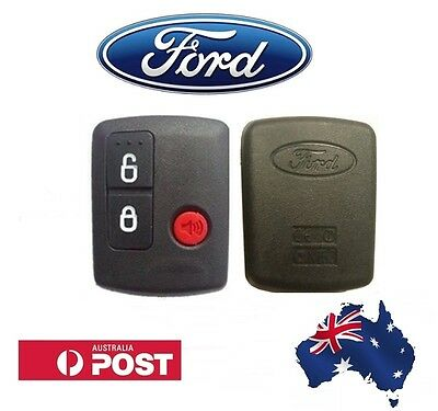 Ford Remote 3 Button Keyless Entry Remote Falcon BA BF Ute Territory XR6 XR8 FPV