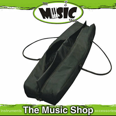 New Xtreme Heavy Duty Speaker Stand Bag for 2 x Speaker Stands