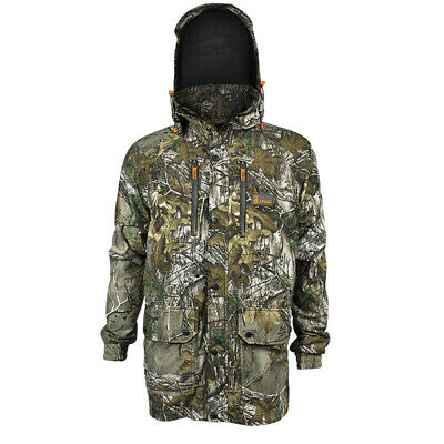 Spika Summit Weatherproof Camo Hunting Jacket