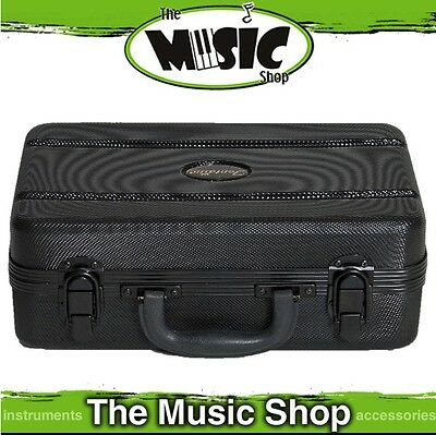 New Fontaine ABS Moulded Clarinet Case with Plush Lined Interior - BWA962