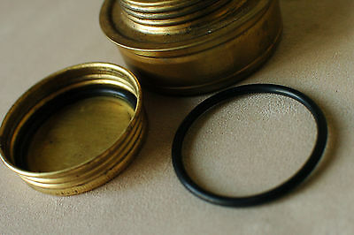 Replacement rubber o-ring seal gasket for Trangia spirit burner alcohol stove