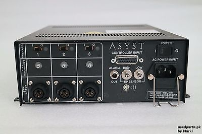 Asyst 9700-5819-01 Rev:005 3Channel Controller