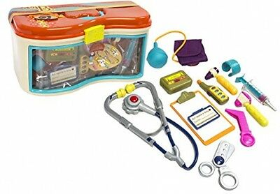 B. Doctor Set Wee MD. Play Doctor Kit For Kids Ages 18 Months And Up By B. Toys