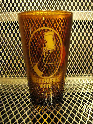 BEERKNURDS UNITE 2010 ~ FLYING SAUCER Draught Emporium ~ Beer Glass E