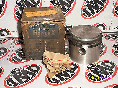 "Clinton 100 Air Cooled Engine +0.20"" Hepolite Uk Nos New"
