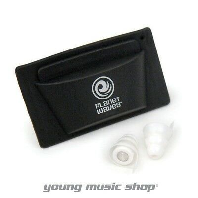 Planet Waves Pwpep1 Pacato Hearing Protection Ear Plugs With Case