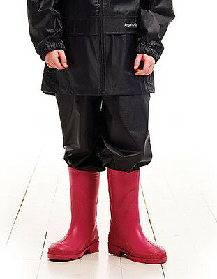 Children's Rain Pants Mud Pants from Regatta with welded Seam 92-176 2 Colors