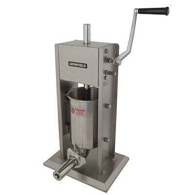 Uniworld Deluxe Churro Machine, 5 LB, Two Nozzle Adapters, UCM-DL3