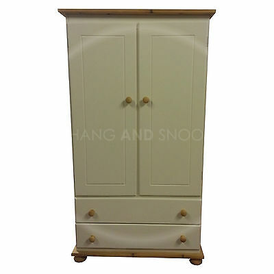 Hand Made New Richmond Furniture 2 Drawer Kiddies Wardrobe (Assembled)