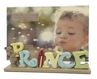 Prince Picture Photo Frame Baby, Boy