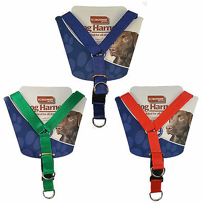 Adjustable Large Strong Dog Harness ( Medium To Large Breed) Grate Value