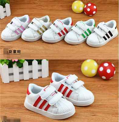 2016 new boys girls sports shoes baby shoes 1-8 years leisure running shoes