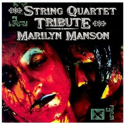 String Quart Tribute To Marilyn Manson - Tribute To Marilyn Man (2003, CD NUEVO)