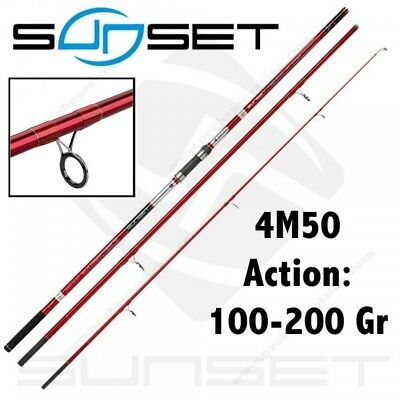 Canne Surf Sunset Kemica Power 4M50