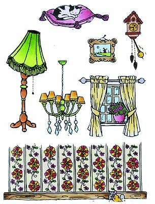 Marianne Design Stempel Don & Daisy - at home 163343